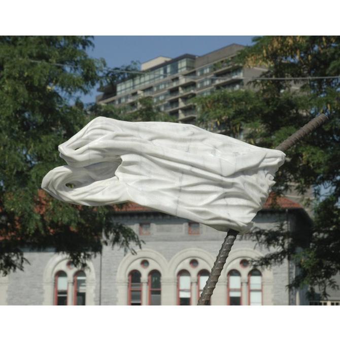 Martorana - White Plastic Bag Memorial