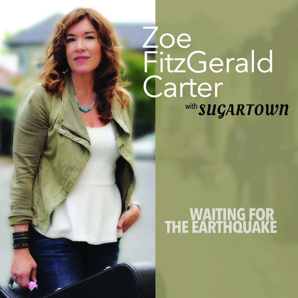 Waiting for the Earthquake CD