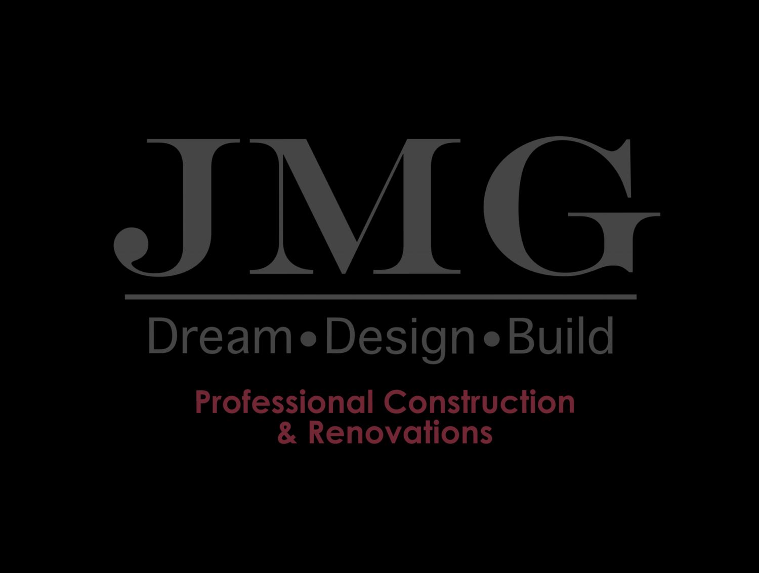 JMG Renovations