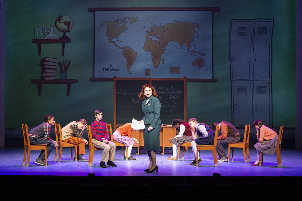 The Hockey Sweater is back and better than ever! Kate appears once again as Mlle Therrien. Playing in Ottawa at the National Arts Centre. Running until Dec 23.  Shows are selling out fast! To purchase tickets, click  here .