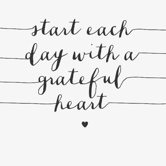 I'm starting a little late 😉, but I did begin this day thanking God for my blessings!  #mondaymotivation #grattitude #thankful #countingmyblessings #newweeknewattitude