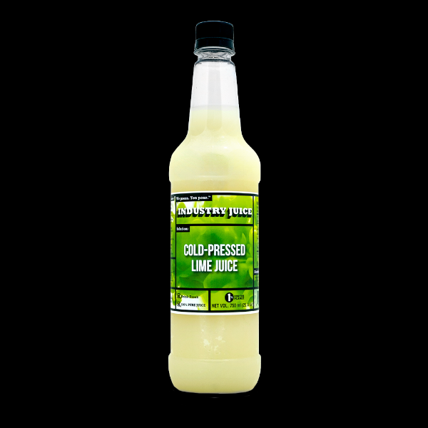 Industry Cold Pressed Lime Juice      Ingredients: 100% lime juice