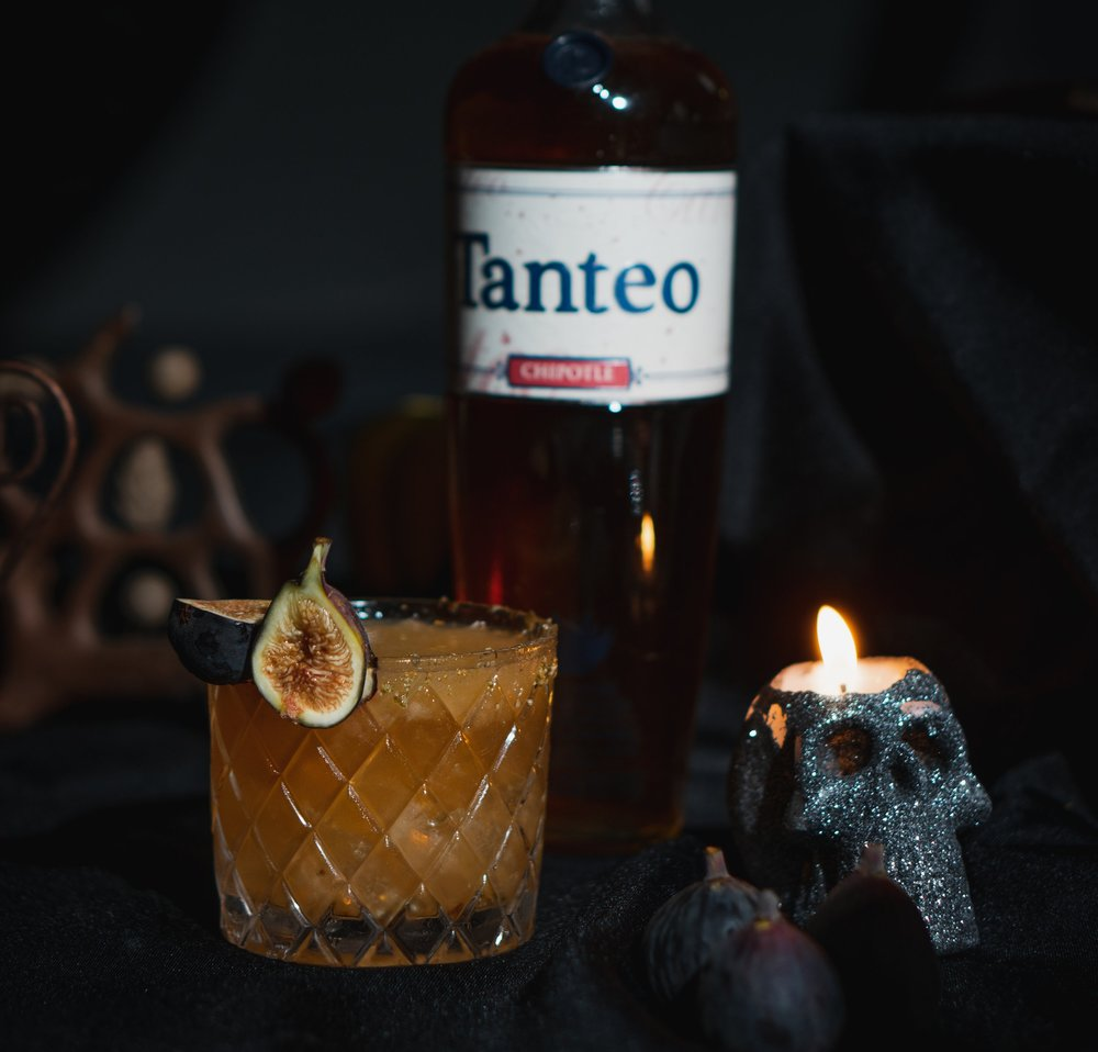 Chipotle Tequila Cocktail