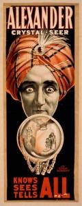Alexander Crystal Seer 1910 / Library of Congress