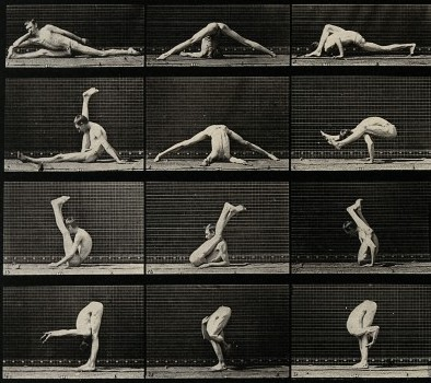 Acrobat 1887 / Wellcome Images