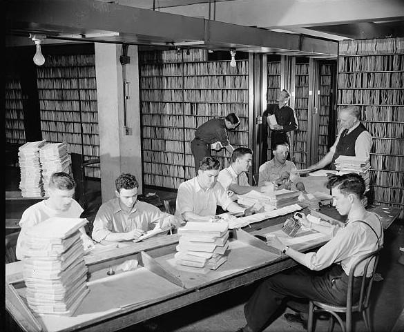 Bureaucracy / Library of Congress