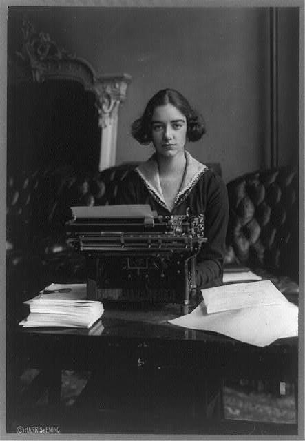 Flora 1919 / Library of Congress