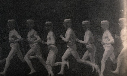 The Runner / Wellcome Images