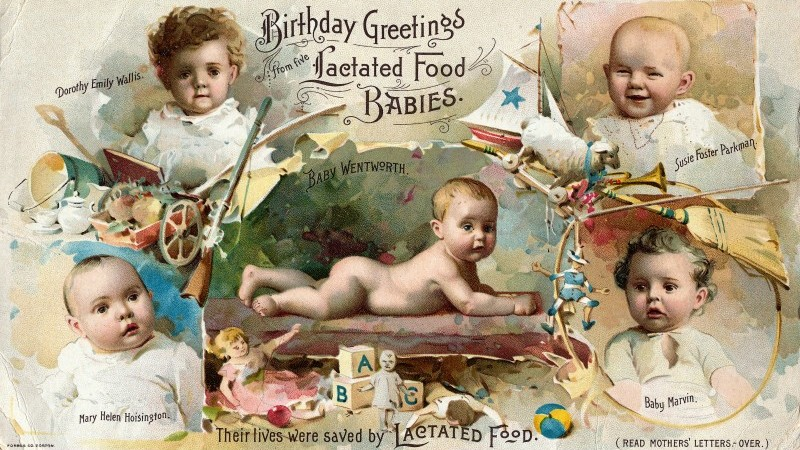 Babies / Wellcome Images