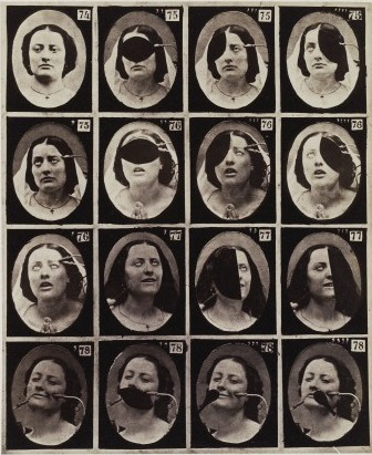 Facial expressions / Wellcome Images