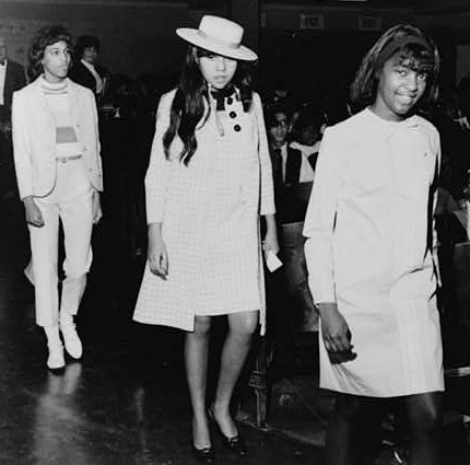 Fashion Show / Library of Congress