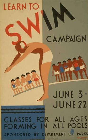 Swim / Library of Congress