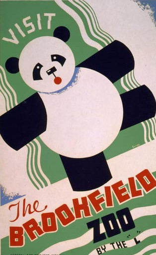 Panda / Library of Congress