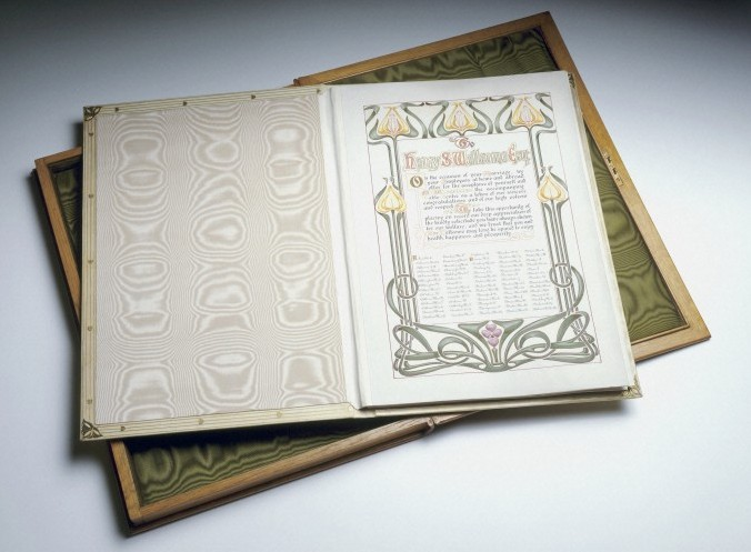 Book of Congratulations / Wellcome Images
