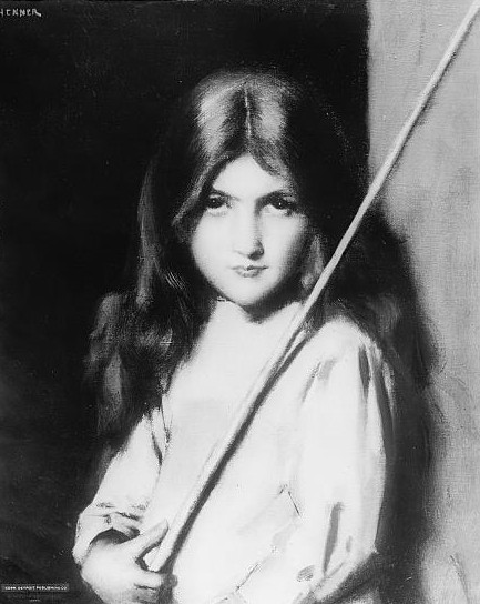 Joan of Arc / Library of Congress