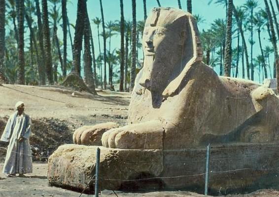 Sphinx / Library of Congress