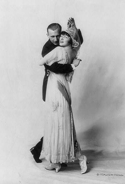 Couple Dancing / Library of Congress