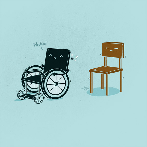 Enabled not Disabled / Nabhan Abdullatif