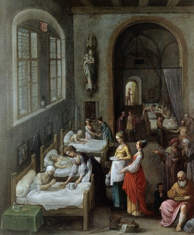 Hospital / Wellcome Images