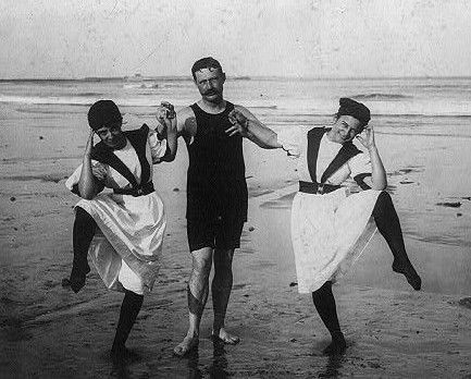 Bathers / Library of Congress