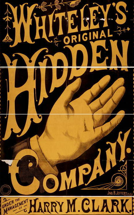Hidden Hand / Library of Congress
