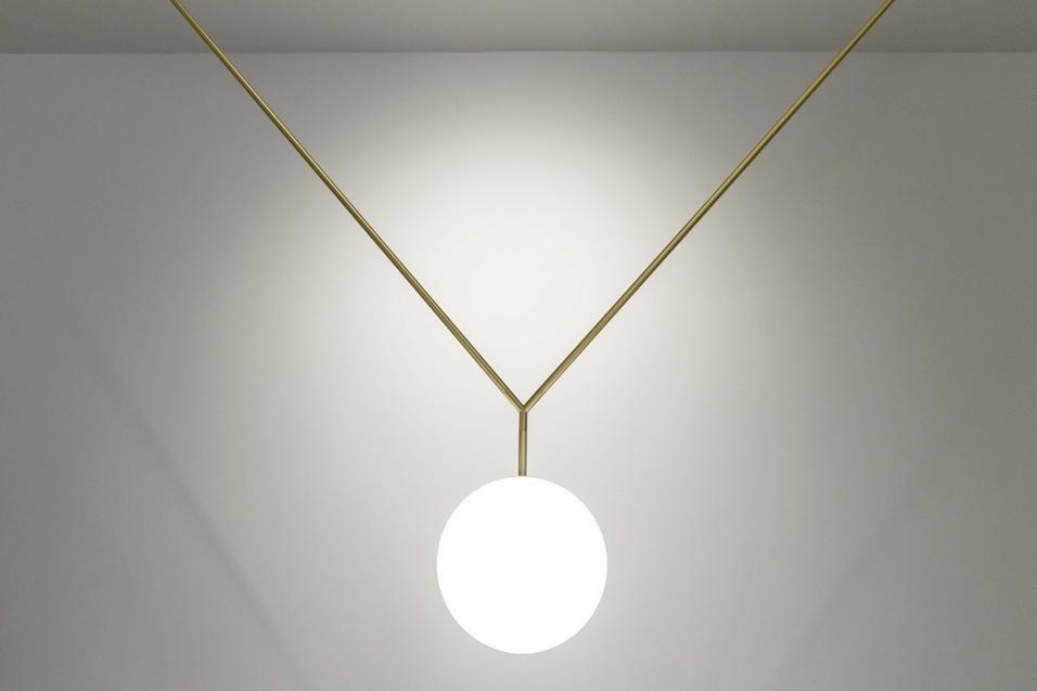 notch ceiling pendant