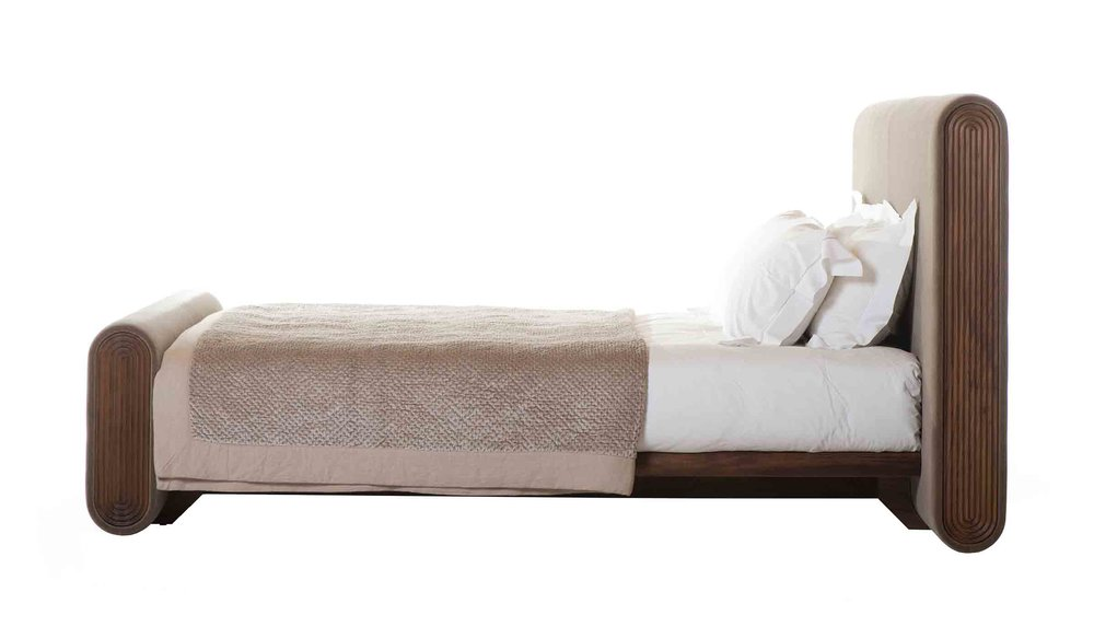 'Union' bed, designed by Autoban for De La Espada