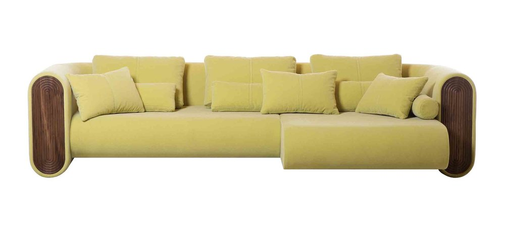 'Union' sofa, designed by Autoban for De La Espada