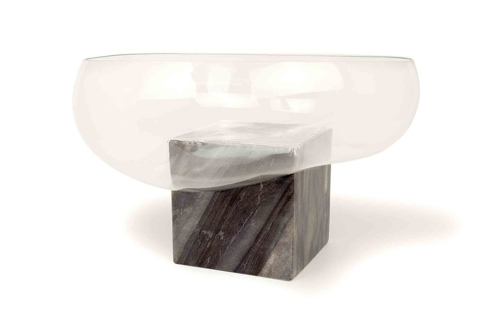 'Cube' dish, from the Gravity collection by Vanessa Mitrani