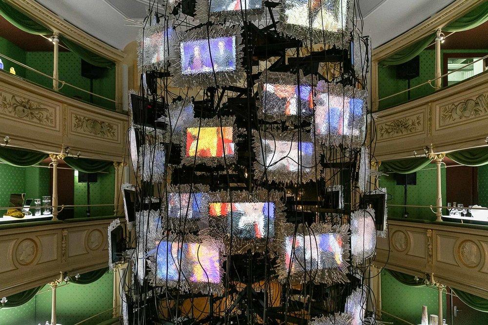 "Lasvit 's ""Monster Cabaret"" @ Teatro Gerolamo"