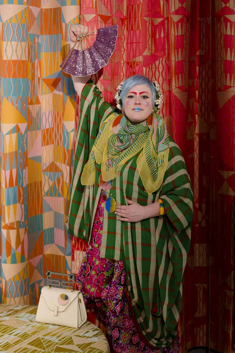 Bethan Laura-Wood 's eclectic brand of fun at  Moroso