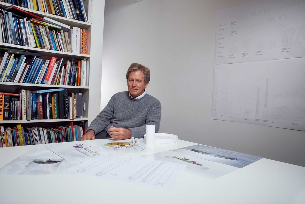 64b8249dd80 Design Anthology s editor-in-chief sat down with esteemed architect John  Pawson at Milan Design Week for a conversation on his latest collaboration  for ...