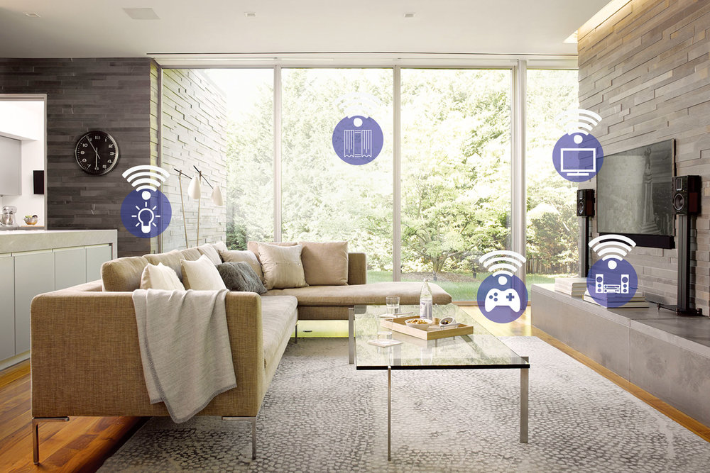 The Revolution Will Be Automated: Designing for Smart Homes — Design ...