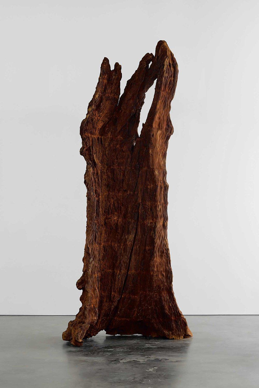 Iron Tree Trunk  (2016) Ai Weiwei Photo by Jack Hems
