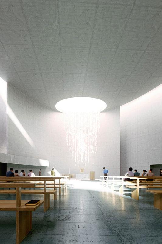 Catholic Church, Singapore by MKPL Architects