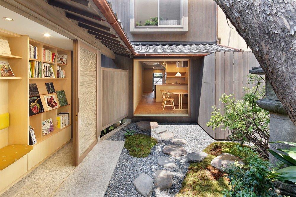 Kyo no Ondokoro KAMANZA-NIJO. Image courtesy of Kyo no Ondokoro KAMANZA-NIJO