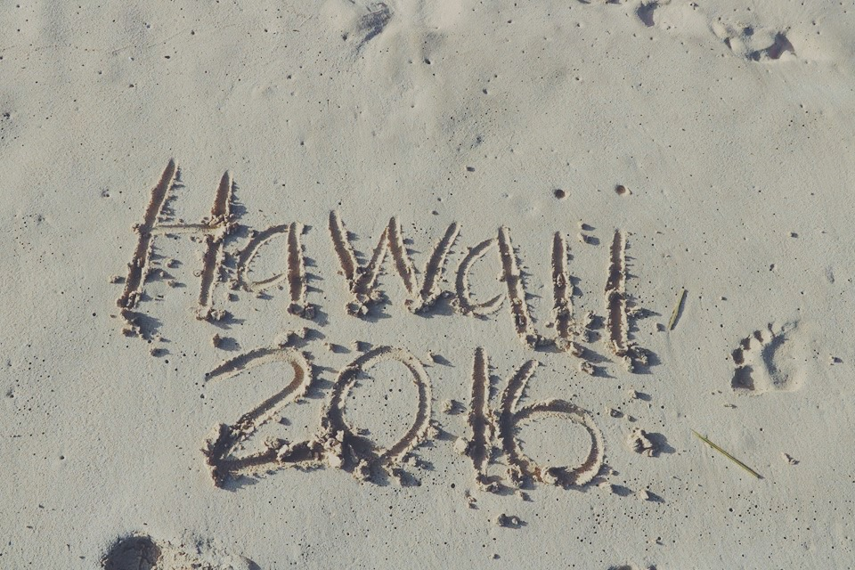 writing in the sand aloha hawaii honolulu ohau travel blogger travel vlogger travel influencer collab collaboration ad norwegian cruise line ncl island hopping.JPG