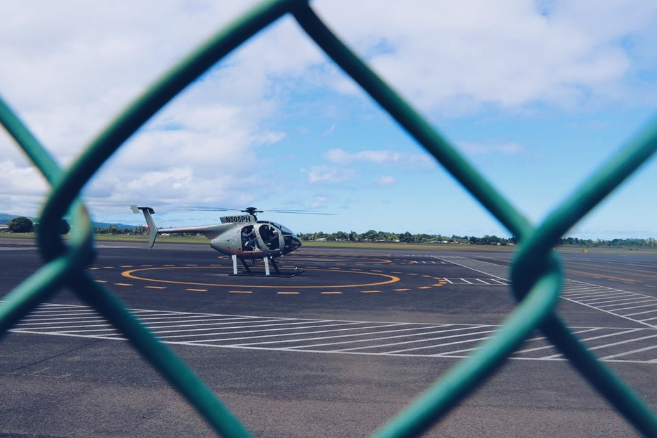 ready for take off helicopter tour hawaii big island hilo travel tourism blogger vlogger influencer carla maria bruno blog lifestyle adventure.JPG