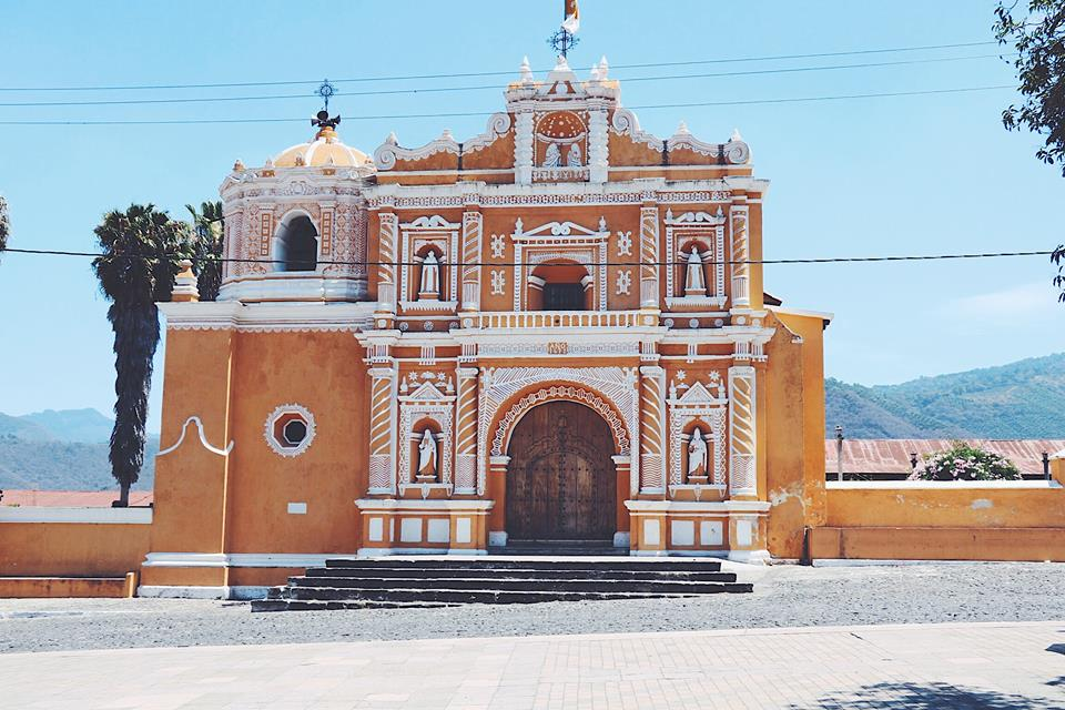 church bike tour guatemala backpacking tips antigua latin america travel south america travel where to go in guatemala travel tips travel blogger travel vlogger travel influencer adventure travel how to backpack in guatemala things to do in antigua.jpg