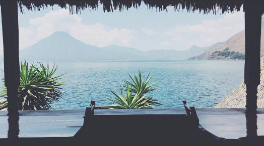 breakfast views laguna lodge eco resort guatemala lake atitlan travel tips travel blogger vlogger influencer carla maria bruno.png