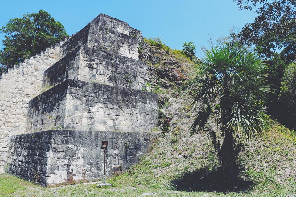 mayan ruins tikal flores guatemala mayan tours mayan ruins backpacking carla maria bruno travel blogger vlogger influencer.jpg