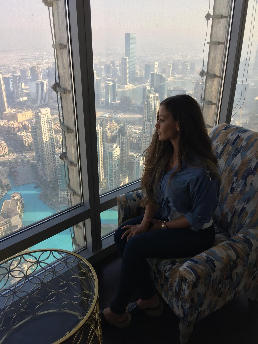 visiting ferrari dubai burj khalifa room travel blogger influencer vlogger carla maria bruno advantures.jpg