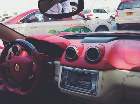 ferrari dubai mall dubai life my dubai travel blogger travel vlogger travel influencer visit dubai my life in dubai luxury dubai food blog uae.png