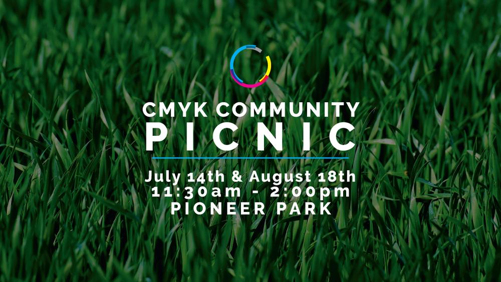 CMYK Community Picnic