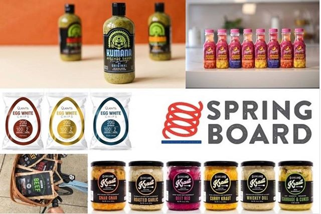 Super eggcited to be working with @kumanafoods @clekraut @ayobayousa and @drinkpoppilu this summer at Kraft Heinz's springboard accelerator.  Check us out in @iamwellandgood  https://www.wellandgood.com/good-food/ketogenic-egg-chips/