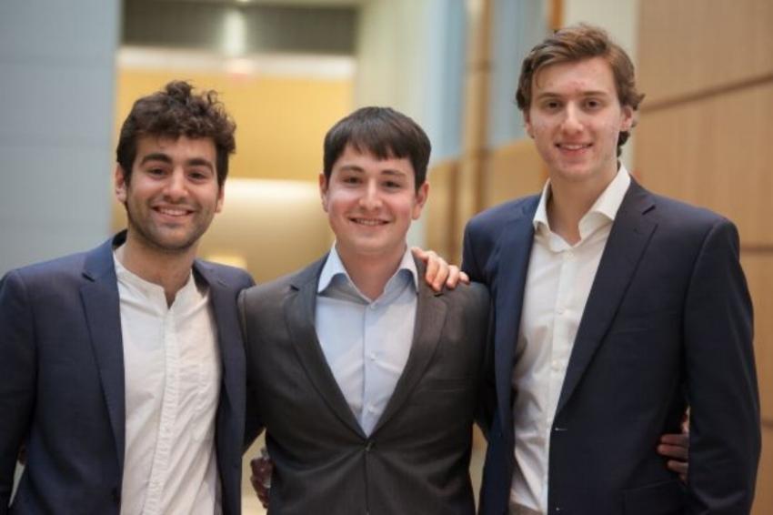 college new venture challenge uchicago