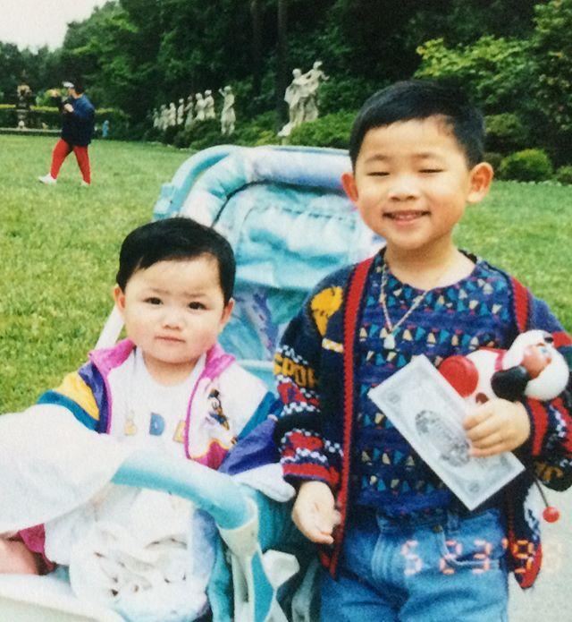 heppy na-shun-al siblings day bc my brobro always be shunning me ... l o l