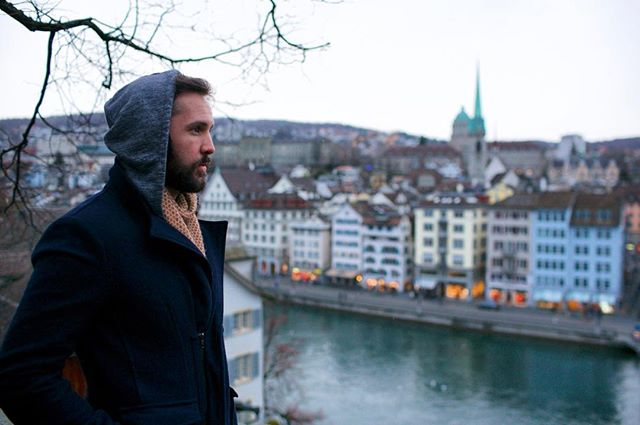 Just thinking Will things in Zurich. Courtesy of @kwiriy.