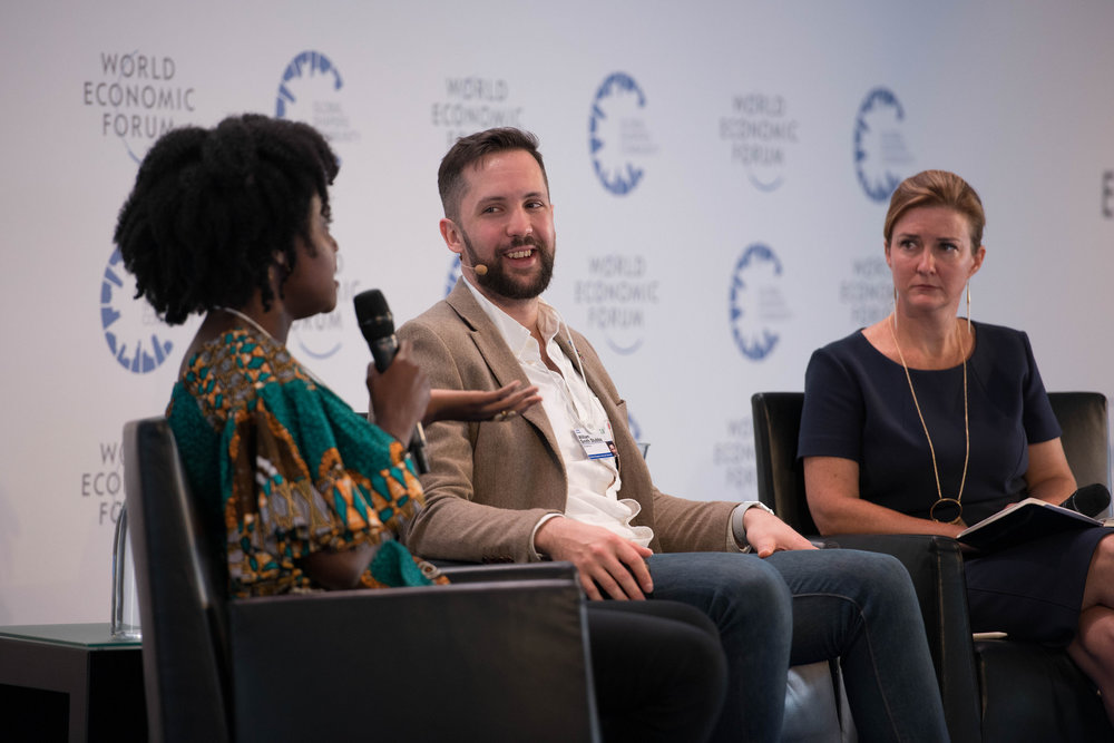 Global Shapers Annual Summit, Geneva 2018
