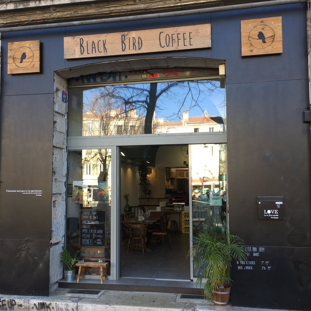 Coffee shop ! -
